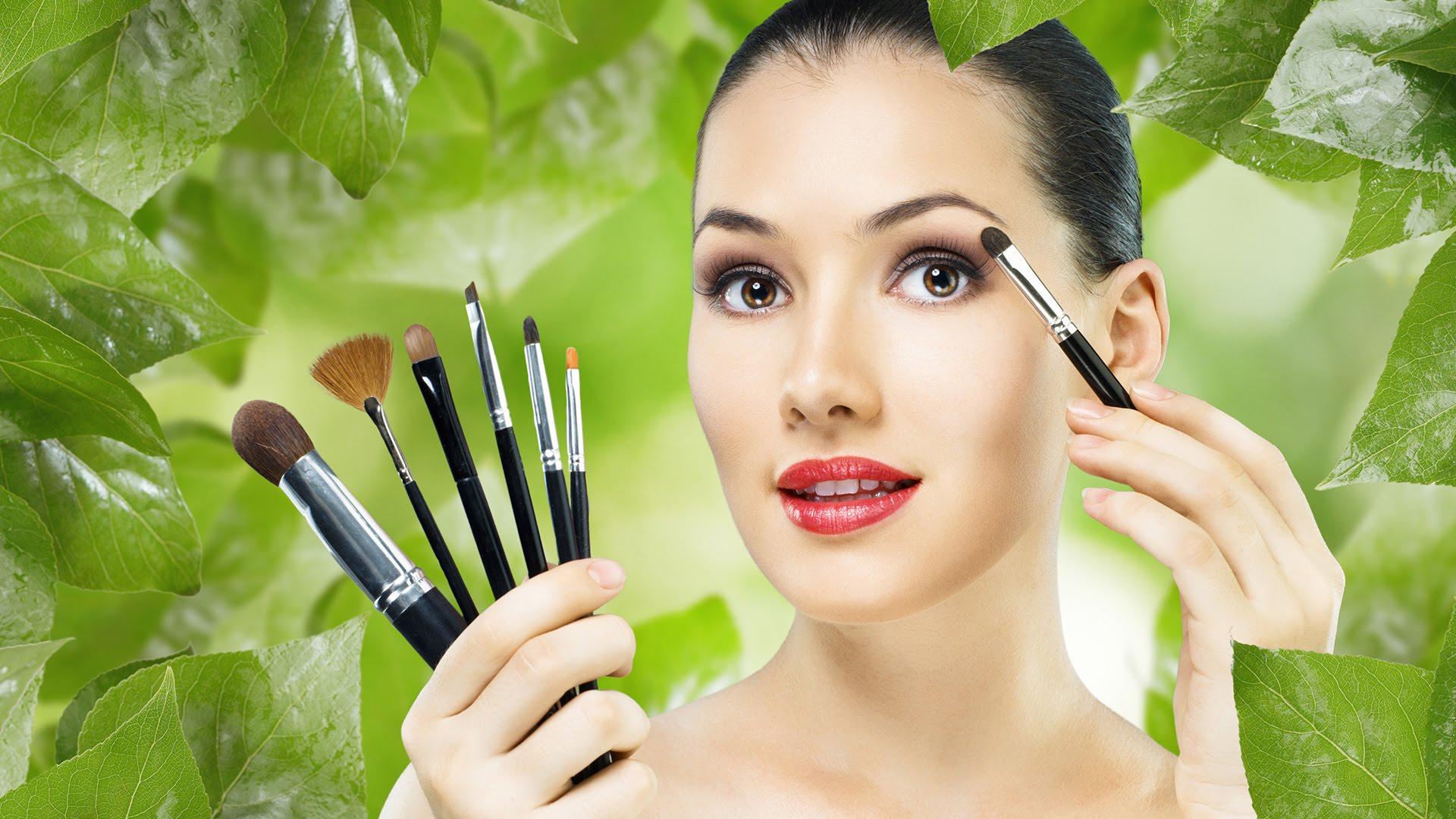 Wash your make up brushes regularly